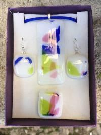 Vidrio fusión Multicolor
